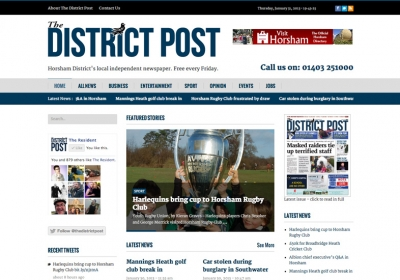 The District Post1