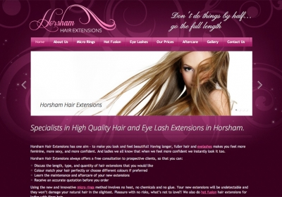 Horsham Hair Screenshot