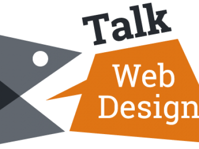 Talk web design Logo