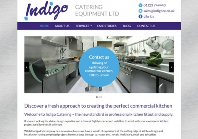 Indigo Catering Equipment