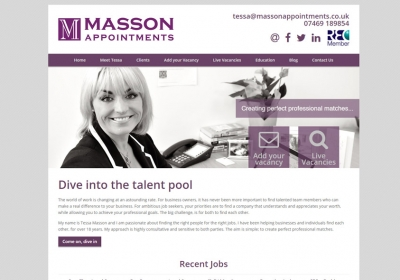 Masson Appointments