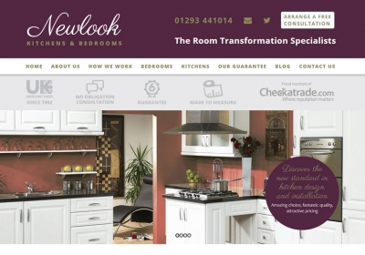 New Look KITCHENS and BATHROOMS