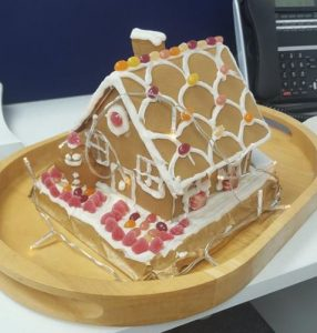 Tim's Ginger Bread House