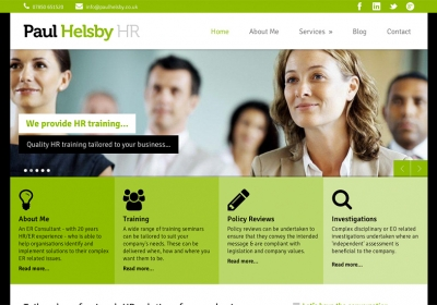 Paul Helsby website