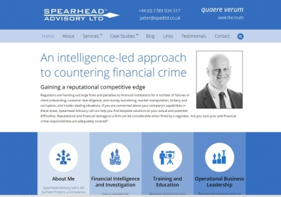 Spearhead Advisory Ltd