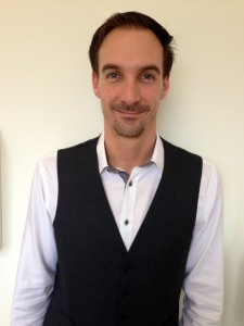 Our new Senior Project Manager Carl