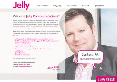 Jelly Communications