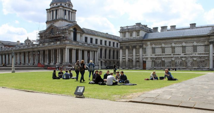 London College in Greenwich