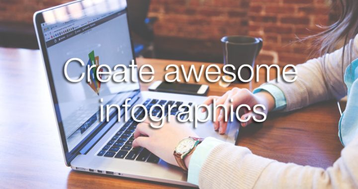 Make awesome infographics