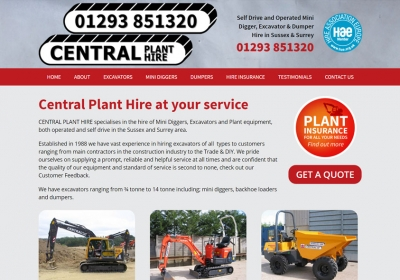 Central Plant Hire