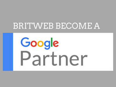 BritWeb become a Google Partner