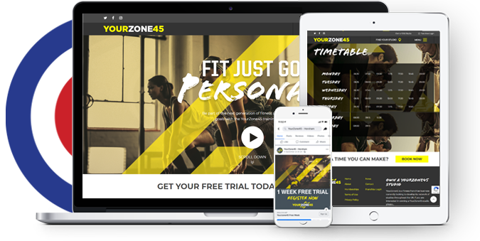 Multiple Views of YourZone Campaign