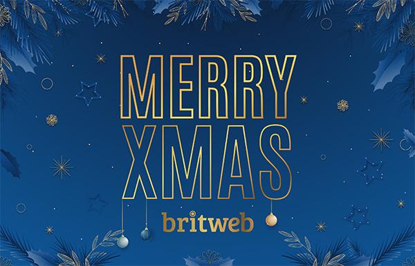 britweb christmas graphic